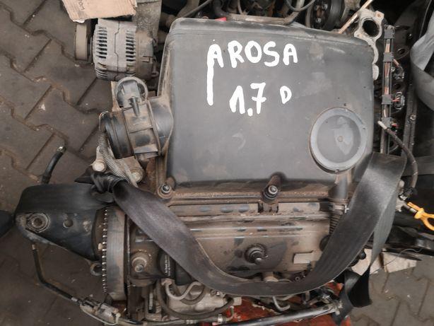 Silnik Seat arosa 1.7 sdi