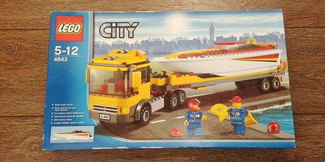 Zestaw lego City 4643 UNIKAT