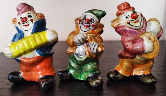Три клоуна Европа