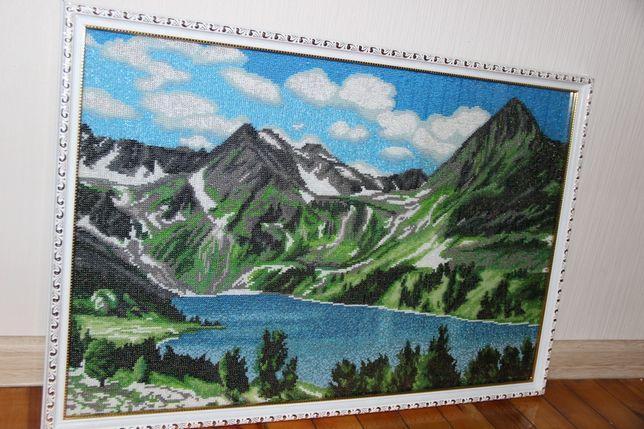 Картина вышита бисером продам картину бисером картины под заказ