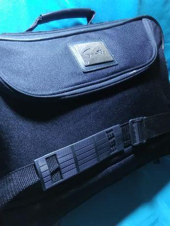 Сумка santos портфель дорожный в самолет, ручная кладь