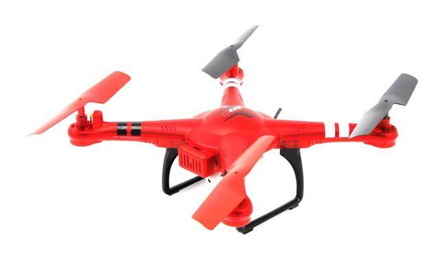 Квадрокоптер WL Toys Q222K Spaceship с барометром и камерой Wi-Fi