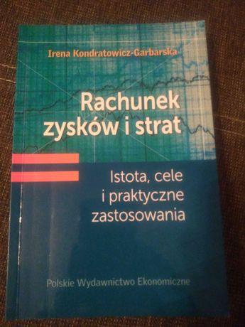 Rachunek zysków i strat - Kondratowicz-Garbarska
