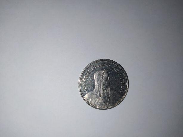 Монета 5франков 1995.Срочно