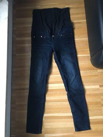 Spodnie ciążowe H&M 38 (jeansy)