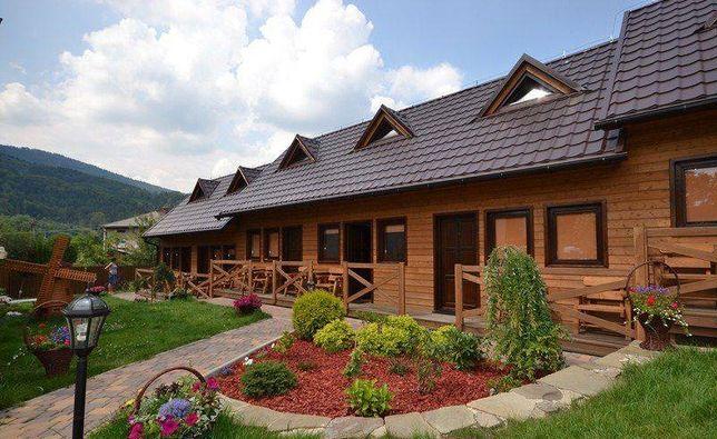 Domki w górach, nad jeziorem, Beskidy Międzybrodzie, wakacje!