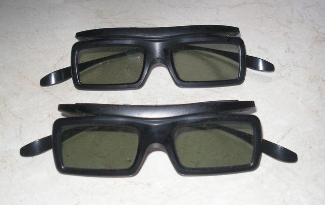 Okulary 3d Samsung ssg 3050gb 2szt