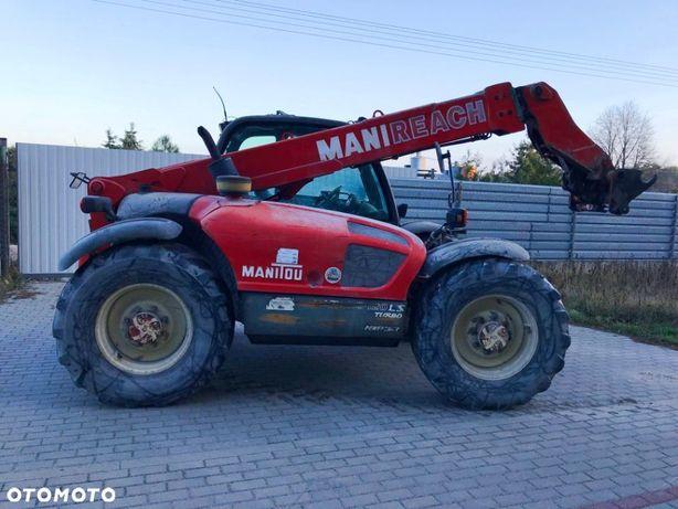 Manitou MLT 730 120 LS POWERSHIFT  Ładowarka teleskopowa MANITOU MLT 730 120 LS POWERSHIFT
