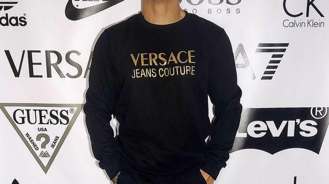 Wielka wyprzedaż!! Bluzy jakości premium Versace Nike Adidas Tommy