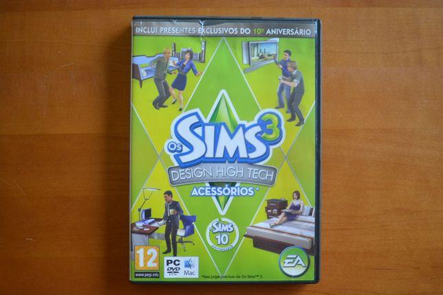 "Venda de jogo Os Sims 3 ""Design High Tech"" Acessórios"