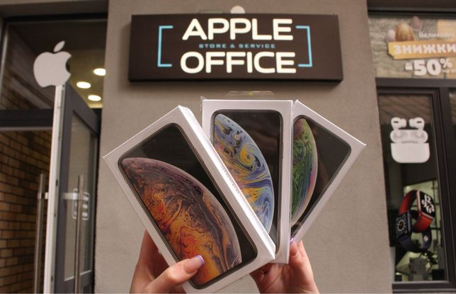 Apple iPhone XS Max 64Gb. / 256Gb. (Space gray), (Silver), (Gold)