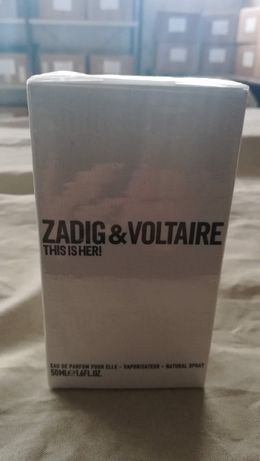 Zadig et Voltaire This is her! edp 50ml