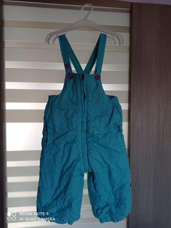 Spodnie na sanki rozm. 80 Coccodrillo