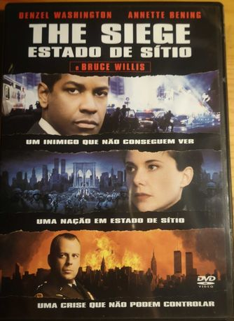 "DVD ""The Siege - Estado de Sítio"""