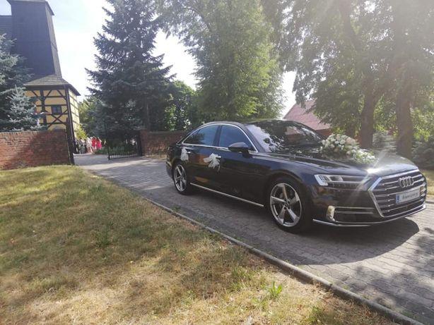 Auto do ślubu, limuzyna do ślubu, najnowsze AUDI A8 D5 2018 AUDI Q8 20