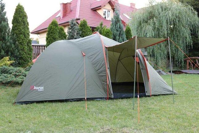 Палатка туристична Abarqs Stella 3 двохшарова водонепроникна