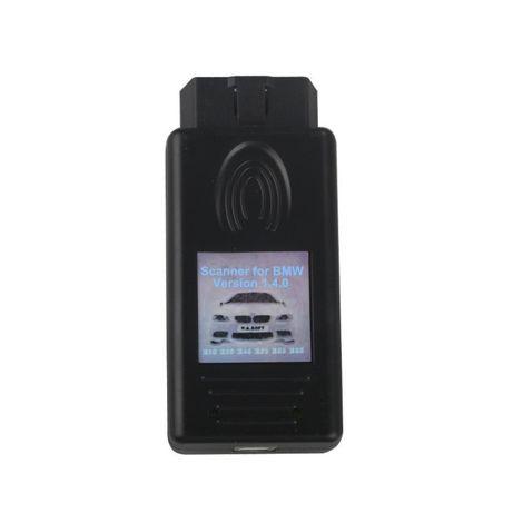 Диагностический сканер OBD2 BMW V1.4.0 USB диагностический адаптер