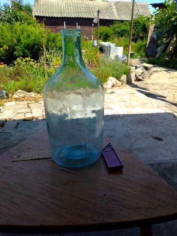 Бутыль стеклянный 4,2 литра