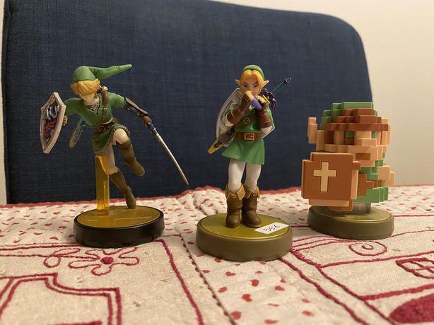 Figuras Amiibo Zelda (Link)