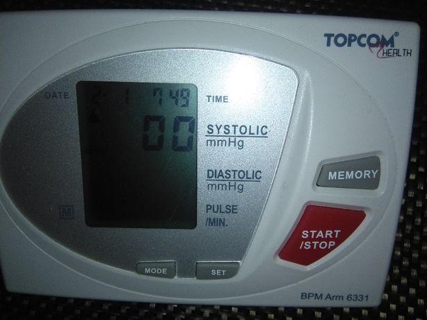 ciśnieniomierz naramienny TopCom bpm arm 6331