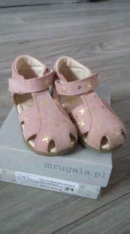 Sandałki Mrugała rozmiar 21