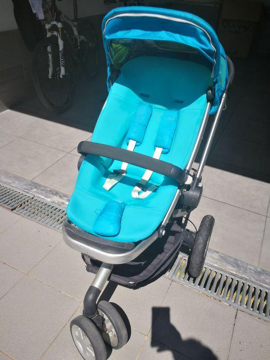 Carrinho de bebé Quinny Buzz Pataias E Martingança - imagem 1