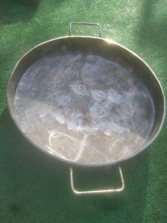 Сковородка из диска