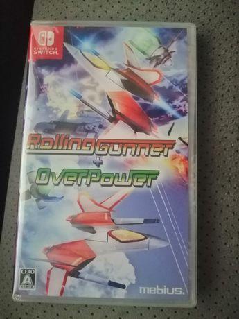 Rolling Gunner + Overpower Nintendo Switch