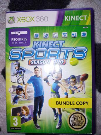 Kinect sports x-box 360