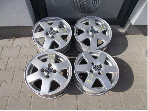 felgi aluminiowe VW POLO GOLF 4x100 6x14 ET43 (319) Leszno