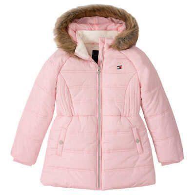 Куртка Tommy Hilfiger (оригинал) для девочки 8-10 лет