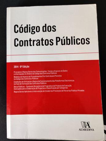 Código dos contratos públicos