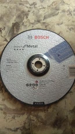 Круг зачистной Bosch Expert for Metal 230×6 мм