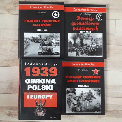 Książki historyczne/ obrona zbrojna