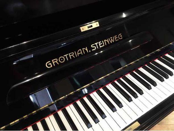 Pianino Grotrian Steinweg 124 (classic) 1917 rok   IDEALNE BTC ETH