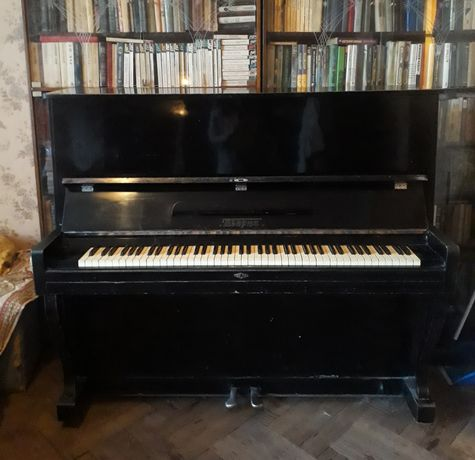 Пианино тверца