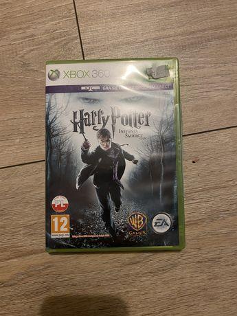Gra Harry Potter i Insygnia Śmierci część I POLSKI DUBBING na Xbox 360