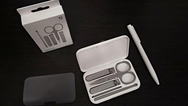 Маникюрный набор Xiaomi Mijia - ОРИГИНАЛ! Отличный подарок!