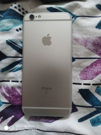 IPhone 6s 32 gb srebny