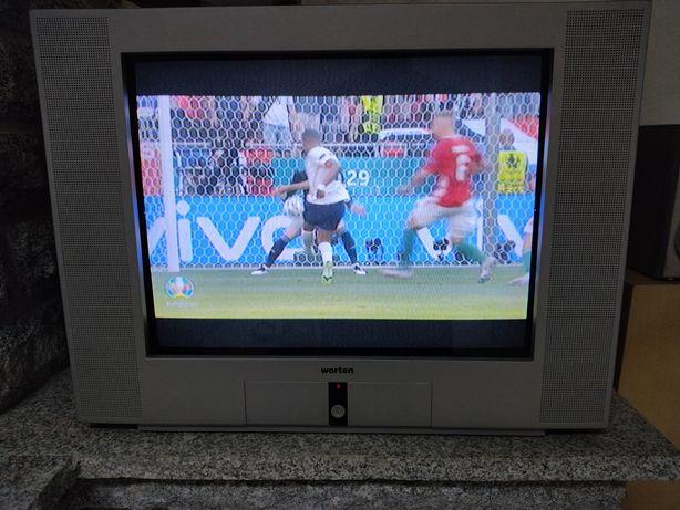 TV Worten 51cm com pouco uso