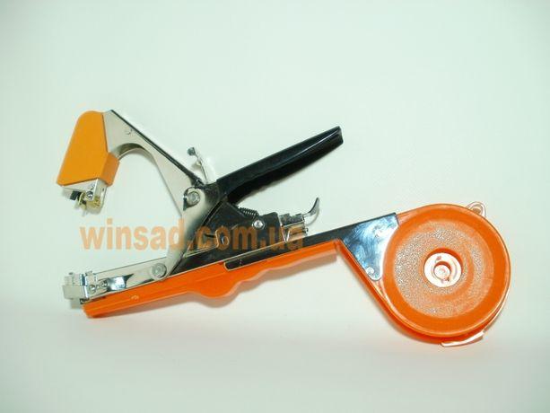 Инструмент для подвязки винограда, малины, томатов. Степлер Усиленный
