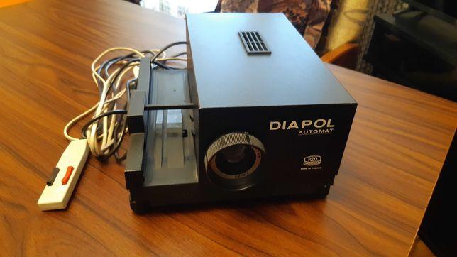 Rzutnik Diapol Automat z ekranem