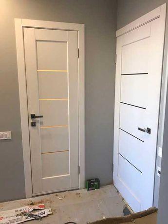 Межкомнатная дверь модерн 1 см.