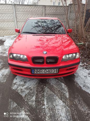 Продам BMW е46 в достойном состоянии