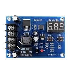 XH-m603 Контроллер заряда свинцовых АКБ.