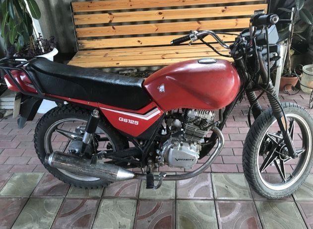 Viper ZS 125 | Мотоцикл вайпер, в хорошем состоянии