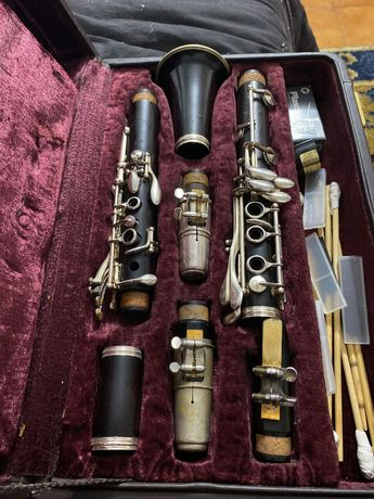 Clarinete buffet cranpom RC