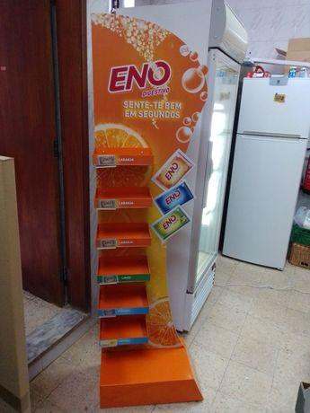 Expositor Metálico para Minimercado/Supermercado/Mercearia
