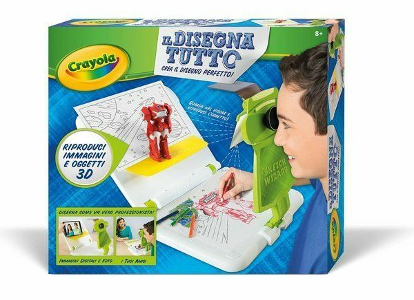 Оригинал! Проектор Sketch Wizard набор для рисования Crayola Крайола