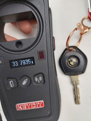 Bateria do klucza pilota samochodowego naprawa imobilizera